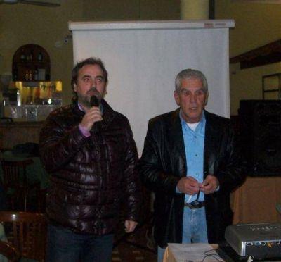 Miramar: Frente Cambiemos: Luis Gurriere presentó su lista en forma oficial