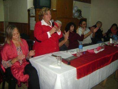Mechongué: Presentación oficial de la lista que encabeza Javier Caraballo