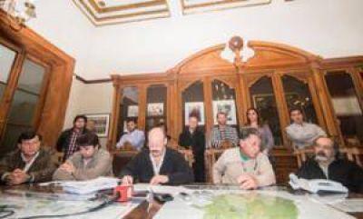 Inza informó que no asistió al Concejo Deliberante por diversos y groseros errores en la citación