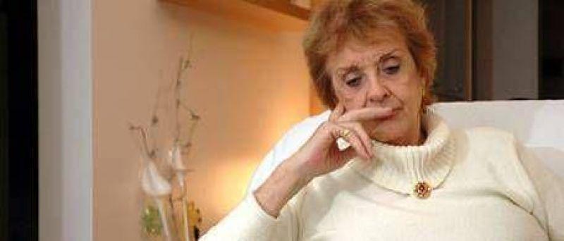 """Meijide: """"En ningún momento dije que no hay 30.000 desaparecidos"""""""