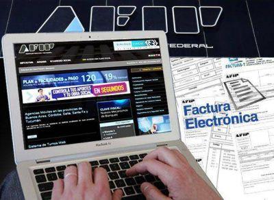 La factura electrónica va camino a ser la única manera de registrar las ventas