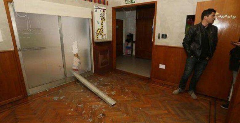 Dos chicos resultaron heridos en un jard n al caer una for Inscripcion jardin maternal 2016 caba