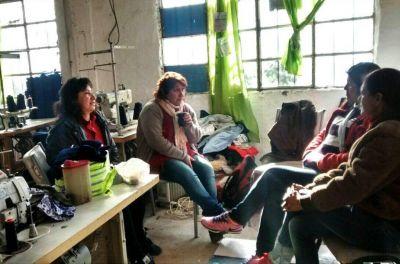 Patria Grande continúa su campaña por los barrios de San Martín