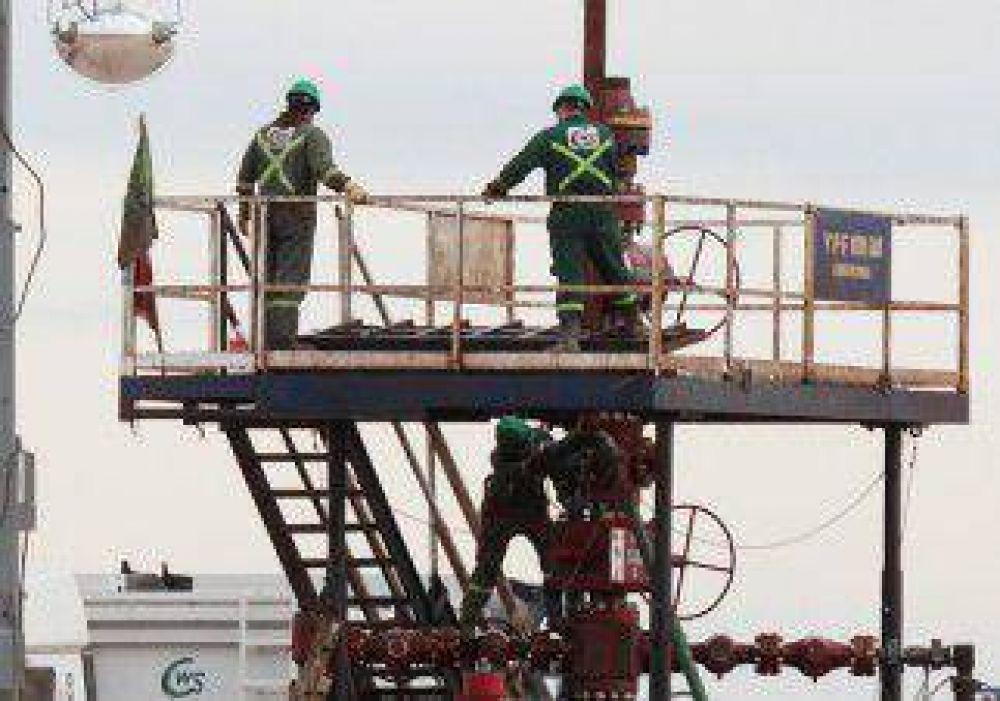 El gremio petrolero cerró una suba del 28% en dos pagos