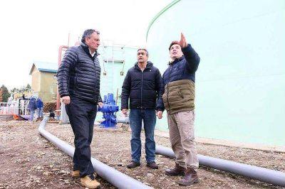 Inauguran en agosto la ampliación de la planta depuradora