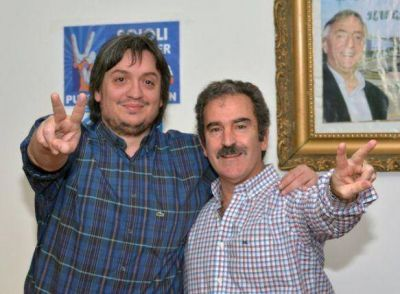 """Gleadell: """"Creemos en Máximo, Zannini y Scioli"""""""