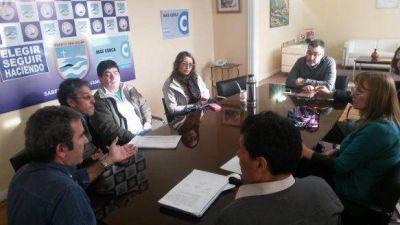 Se firmó remodulación para empleados municipales de Puerto San Juliám