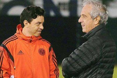 River busca el paso que lo lleve a la so�ada definici�n de la Copa Libertadores