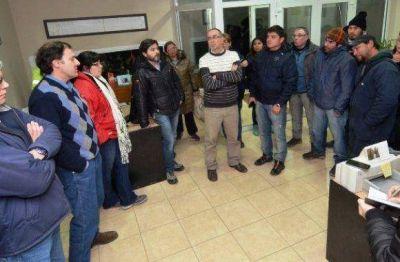 """Blázquez: """"Creemos que hoy se podrá normalizar el servicio de todos los gasoductos"""""""