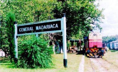 General Madariaga: Y un d�a� volvi� el tren