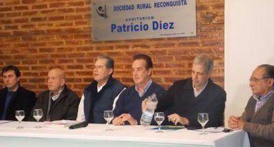 Lanzamiento de la 81ª Expo Rural Reconquista