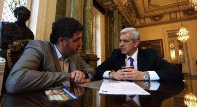 Domínguez y Espinoza apoyan a candidatos distintos en Morón