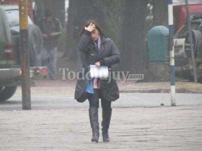 Tiempo en Jujuy: el fr�o continuar� durante toda la semana