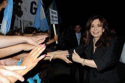 Mañana Cristina encabezará un acto en Río Gallegos