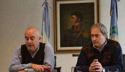 Echeverría anunció obra por más de 52 millones