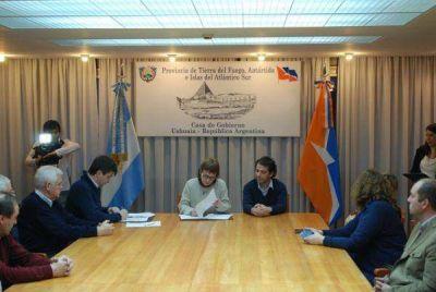 Tierra del Fuego tendrá el primer Centro de Reproducción Genética Bovino y Ovino de la región
