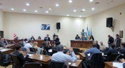 El foco de atenci�n est� puesto en el Concejo Deliberante