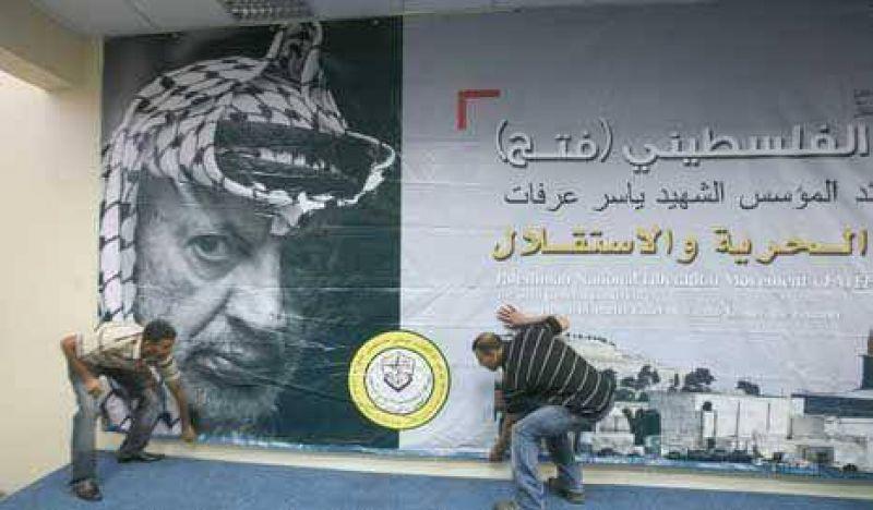 Al Fatah vuelve por el poder palestino