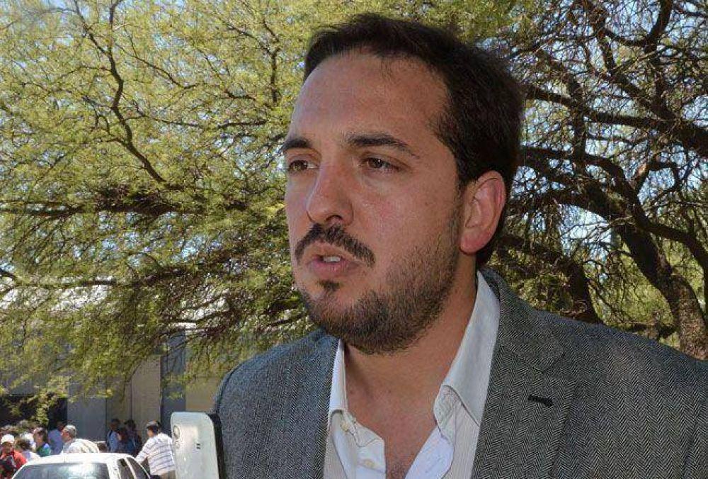 Por el cupo femenino el diputado Di Nápoli no podrá renovar la banca