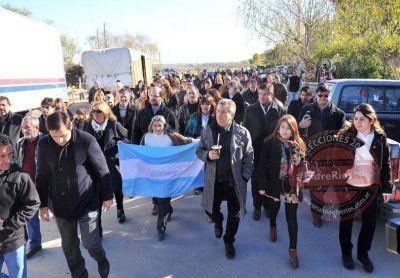 Urribarri confirmó la construcción de la autovía Paraná -Crespo en la próxima gestión