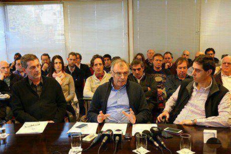 Empresarios de Bariloche respondieron ante los piquetes anunciados por gastronómicos