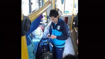La carta a una atleta argentina que conmovió en Facebook