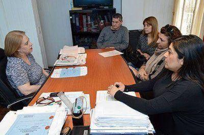 CPE analizó procedimientos para las obras de escuelas técnicas