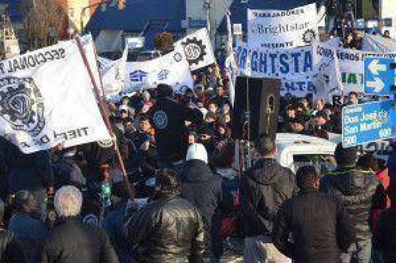 El Ministerio de Trabajo desactivó un paro de 48 horas previsto por la UOM en Río Grande