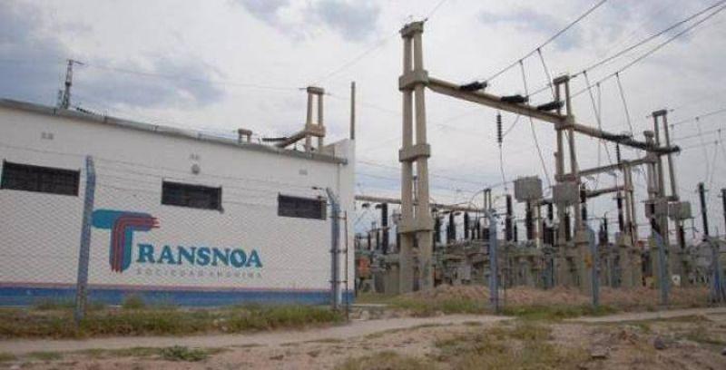 Empleados de Transnoa realizan un paro por despidos
