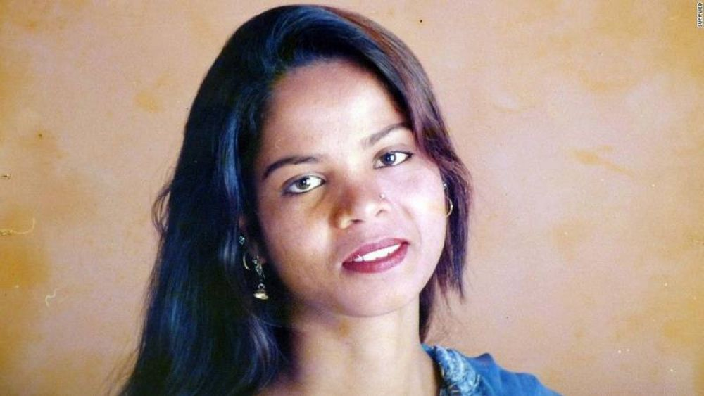 Paquistán; suspenden la pena de Asia Bibi y reexaminan el caso