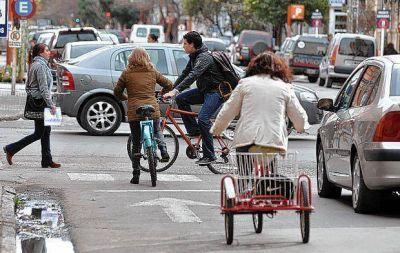 Ciclov�as: desde la Municipalidad sostienen que no ser�n tan caras como afirm� la UTN