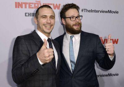 Seth Rogen organizará un bar mitzva con fines caritativos para James Franco