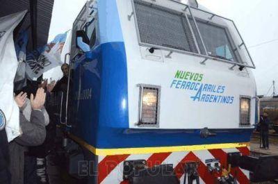 En septiembre comenzará a correr el tren 0km que pasa por Olavarría