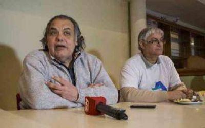 Azul: El candidato Rogelio Martínez presentó su lista