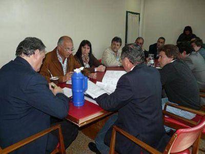 El IAPV construirá 49 viviendas para afiliados de ATE y Agmer en Federación