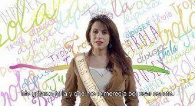 Victoria Donda y su nuevo spot publicitario: