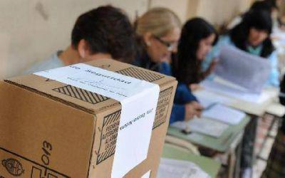 Luj�n es el quinto distrito con mayor cantidad de precandidatos a intendente