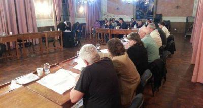 Con cruces entre Ramanzini y Mari, aprobaron el Presupuesto 2015