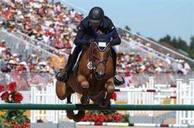 La Argentina logró la medalla de plata en equitación y se clasificó a Río 2016