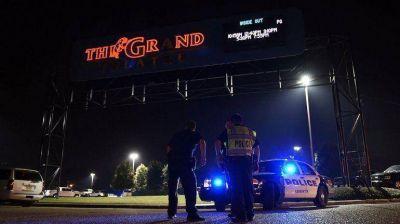 Tiroteo en un cine de Louisiana: mató a dos personas e hirió a nueve antes de suicidarse
