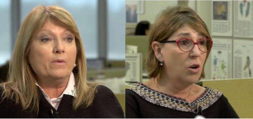"""Adriana Reinsfeld y Diana Malamud aseguran que """"el juez Galeano miente"""""""