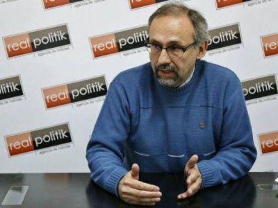 """Albano, sobre el plan de obras hidráulicas: """"Lo que dice el gobierno provincial no se ajusta a la realidad"""""""