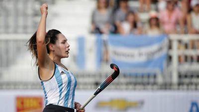 Una noche de chicas: el hockey y el handball van por el oro