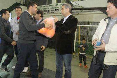 Avellaneda lanz� la Liga Municipal de Interclubes de Futsal