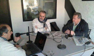 El Diputado Lazzeretti acompañó a los candidatos de Progresistas en su visita a Chascomús