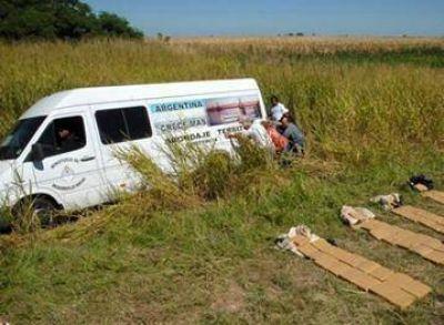 Las camionetas que despistan