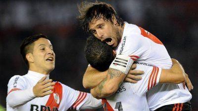 River derrotó a Colón en Núñez y alcanzó a Boca en lo más alto del campeonato