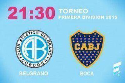 Boca asume una riesgosa visita a Belgrano, uno de los mejores del torneo