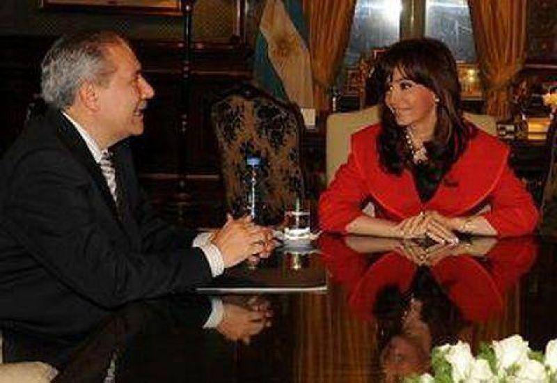 Barrionuevo habló de Inversion privada, Obras y Situación Financiera