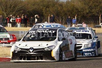 Ignacio Julián cerró su vuelta con un muy buen décimo puesto